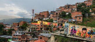 The Evolution of Medellin's Notorious Comuna 13
