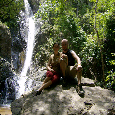 Trekking in Pai