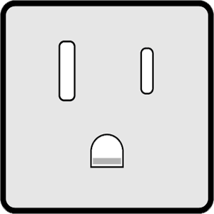 El Salvador Electrical sockets are Type-B