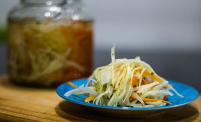Curtido: Latin Pickled Slaw